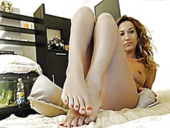 Xhamster - Polished fingers and toes