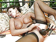 Thumb: Nylon model eve - play...