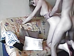 Private Home Clips Movie:Non-Professional Pair