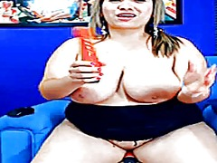 Young latina bbw with ...