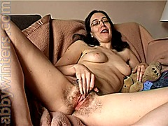 Hairy gabrielle solo - Xhamster