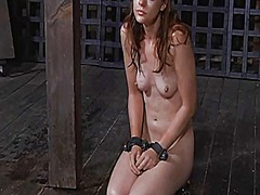 Thumb: Demure slaves are clam...