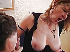 Xhamster Movie:British granny fuck 6