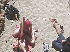 Thumb: AmateursSex on the Beach