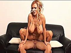 cumshot, big boobs, boobs, mature,