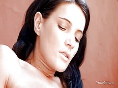 Ah-Me Movie:Two hot lesbians eat each othe...