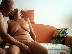 granny, old, amatur, cougar, wife