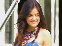 Thumb: Lucy hale jerk off cha...