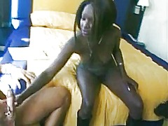 Tube8 Movie:Italian man casting cute black...