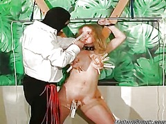 fetish, blonde, mature, bdsm,