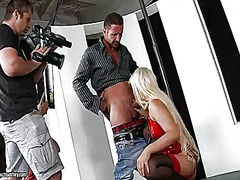 Blonde bibi noel does ... video