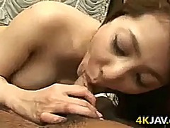 Japanese babe getting ... video