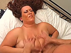 Xhamster Movie:Redhead plumper with giant tis