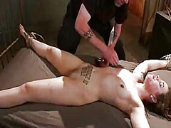 Yobt Movie:Elizabeth thorn has her coochi...