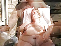 Voyeur Hit Movie:bulky housewife fingering on t...