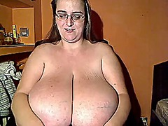 Monster tits video