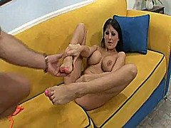 Barefoot sex, i love this video
