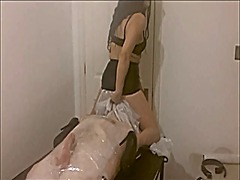 Xhamster Movie:Long breathplay session