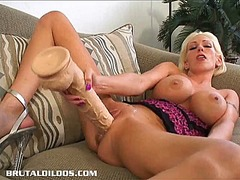 See: Milf kasey enjoys huge...