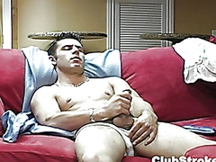 See: Muscular Straight Guy ...