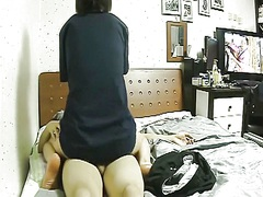 Korean Non-Professiona... - Private Home Clips