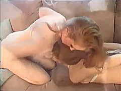 Tied up lesbian play