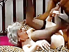 Grey haired granny fucked vintage