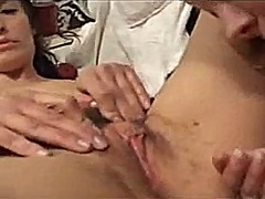 Mature and younger les... video