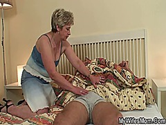 Scandalized daughter finds not her ol...