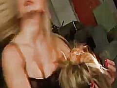 Blonde lee lexxus lets... video