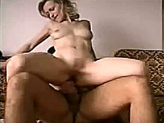 Wife gets a big one in...
