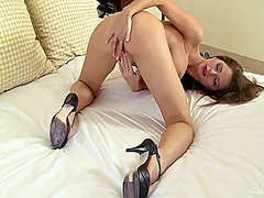 Thumb: Emily addison with jui...
