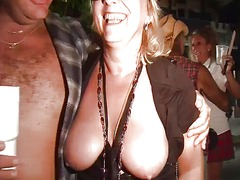 Naked street parties uncen... - 05:22