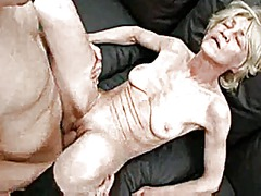 Thumb: Horny insatiable grann...