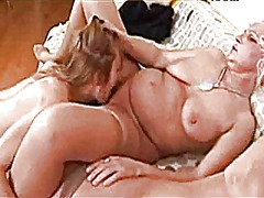 Xhamster Movie:Lesbians matures vs young xlx