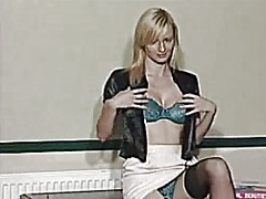 Thumb: British blonde karolin...