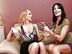 Jerk for two milfs. joi