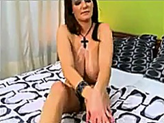 Milf with a hairy pussy preview
