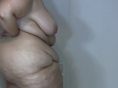 SSBBW Ashley In The Sh... video