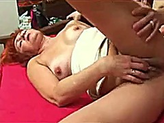 Mature mom sex with not her own son