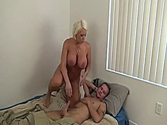 Xhamster Movie:Step mom jerking off not her son