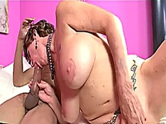Xhamster Movie:Granny on the top #2
