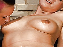 kitchen, german, mature, facial,