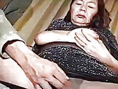 Fantastic asian granny - 13:26