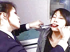 Japanese lesbian custo... video