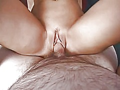 Busty blonde mature babe gets porked!