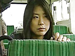 Japanese lesbian bus s... video