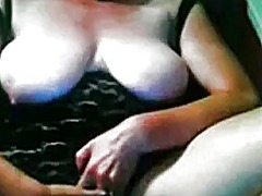 granny, brunette, webcam, big boobs,
