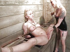 lorelei lee,  lesbian, lorelei lee, whip, bdsm, bondage