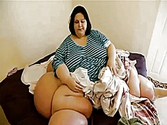 Massive mexican ssbbw preview